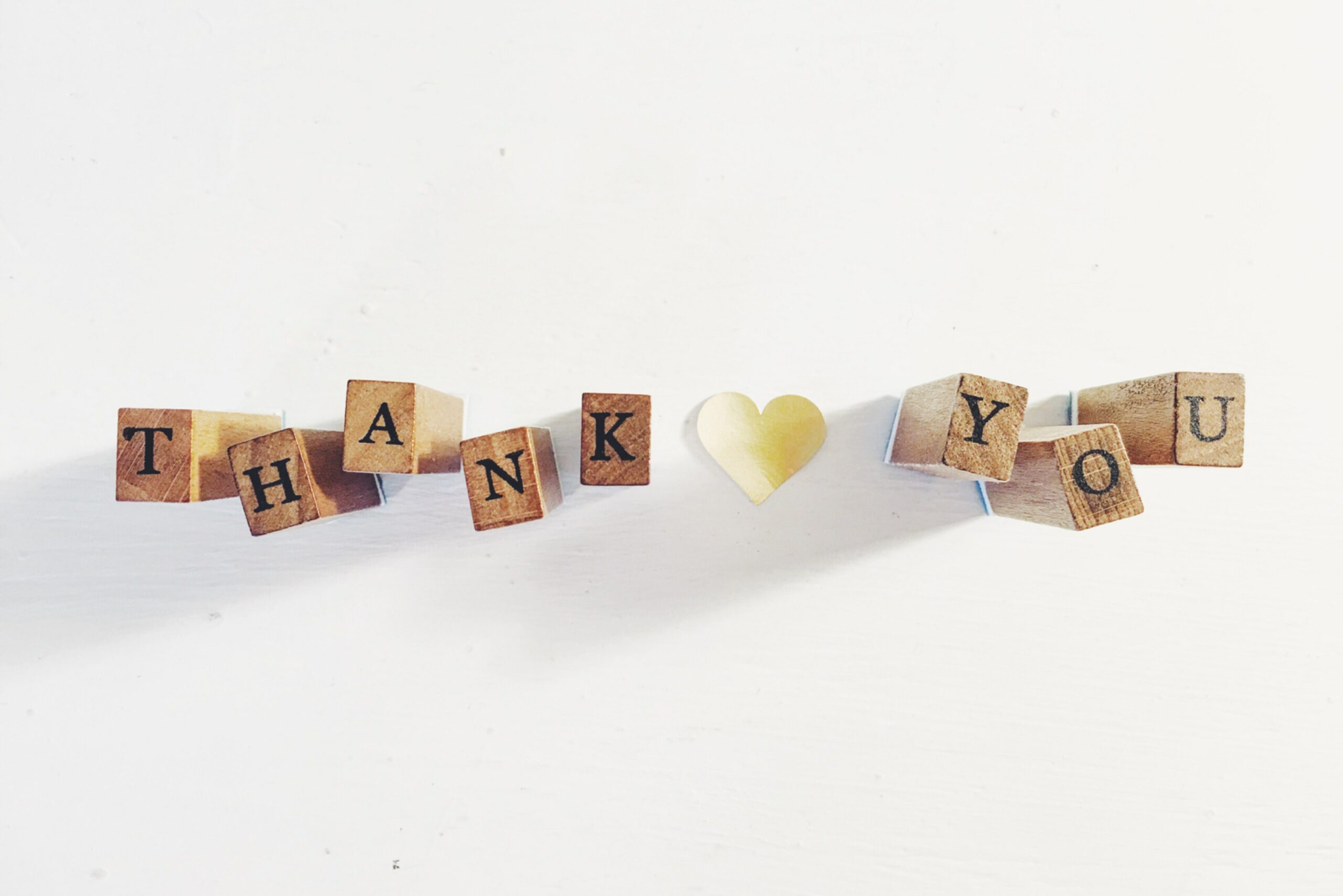 New Social Media Trend: Say Thank You!