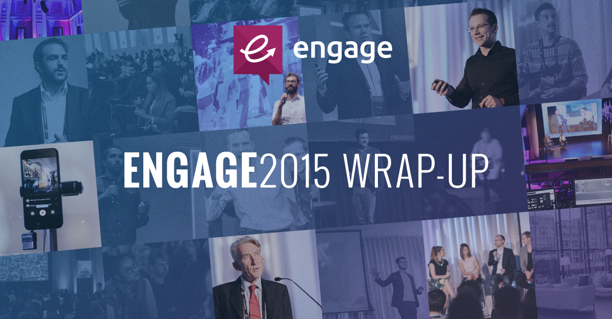 Engage 2015 – 5 Cities & 5 Wins