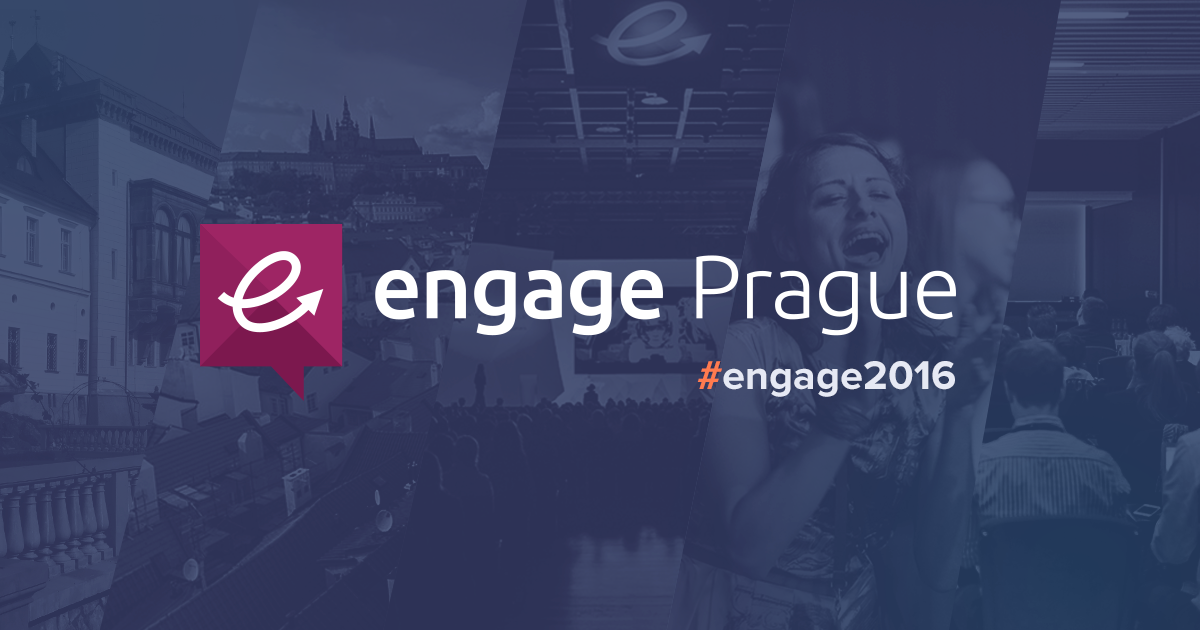 5 Reasons to Go to Prague for Engage 2016
