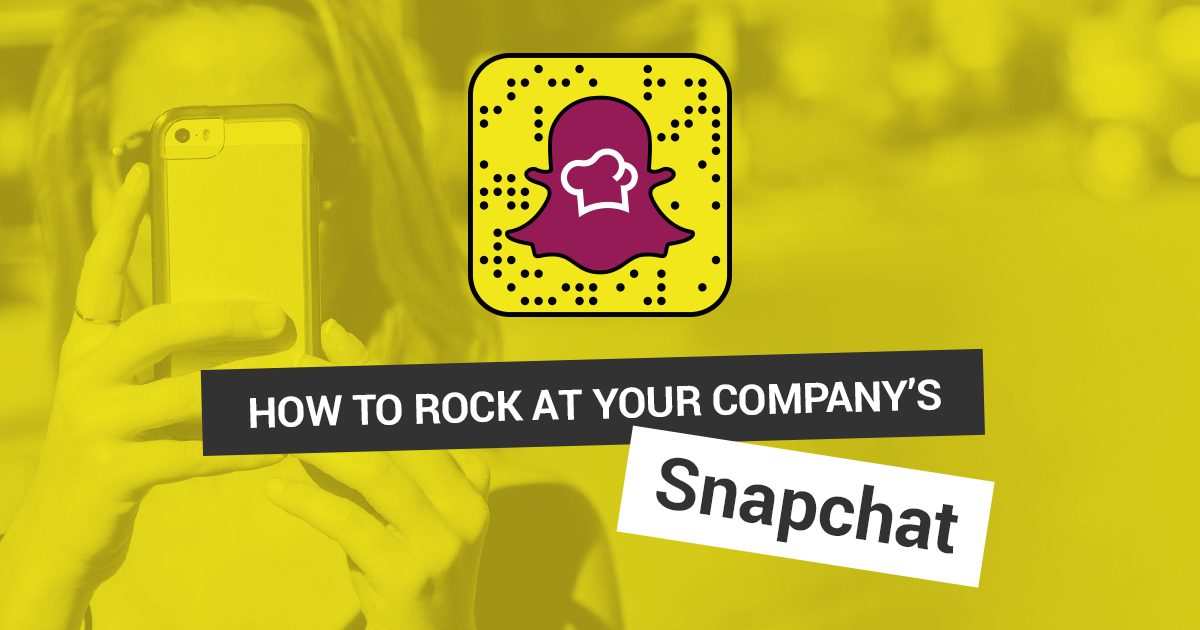5 Tips for Businesses on Snapchat