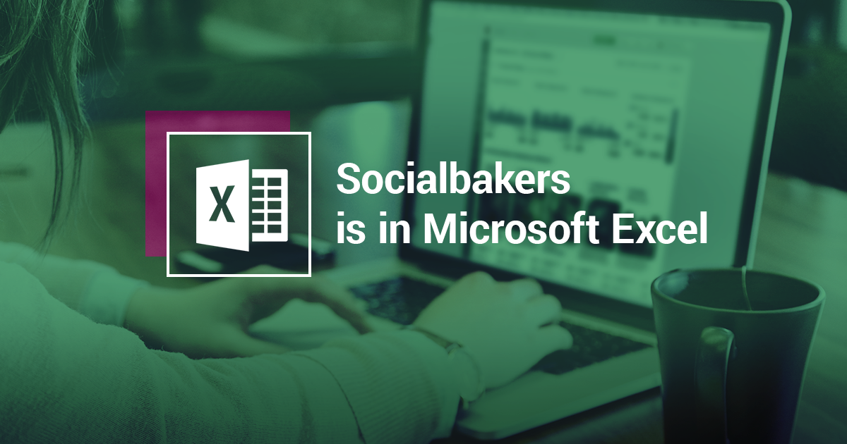 Socialbakers Data Can Now Be Exported Into Microsoft Excel