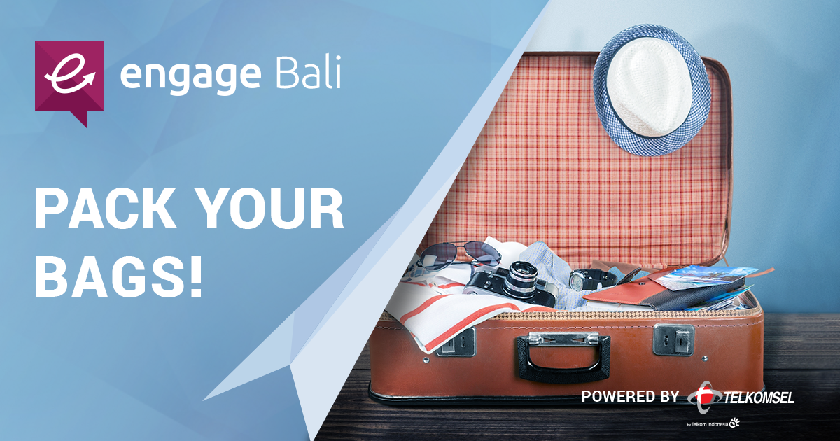 Socialbakers Goes to Asia for Engage Bali