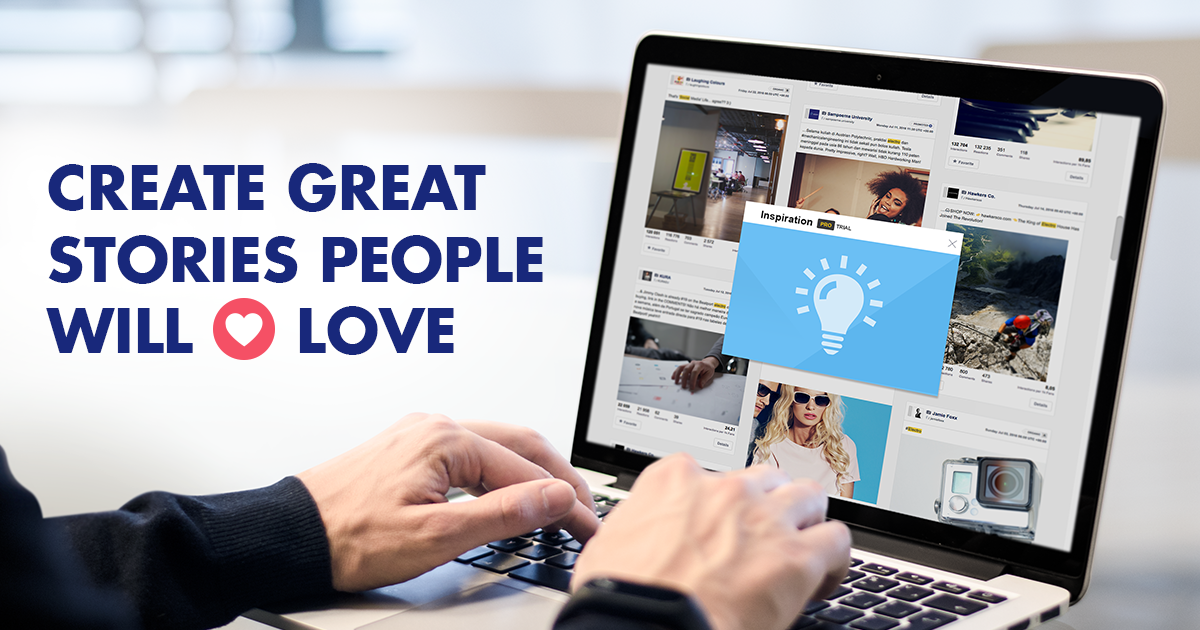 Looking to Get Inspired For Your Next Campaign or Post?