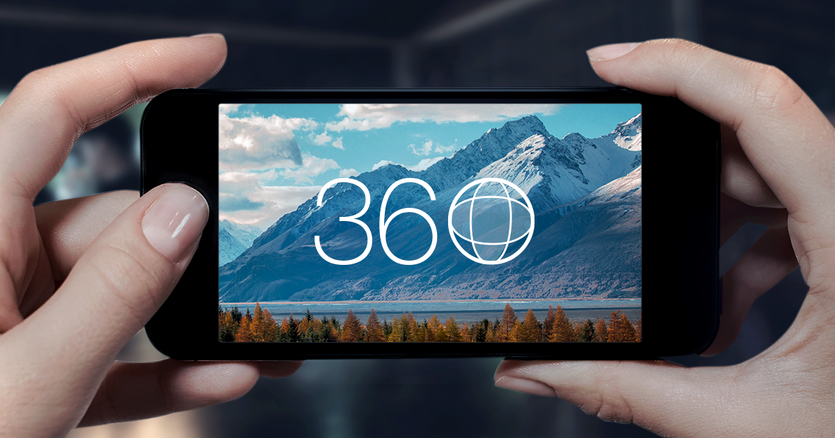 360-Degree Content: What it Meant for Marketers in 2016