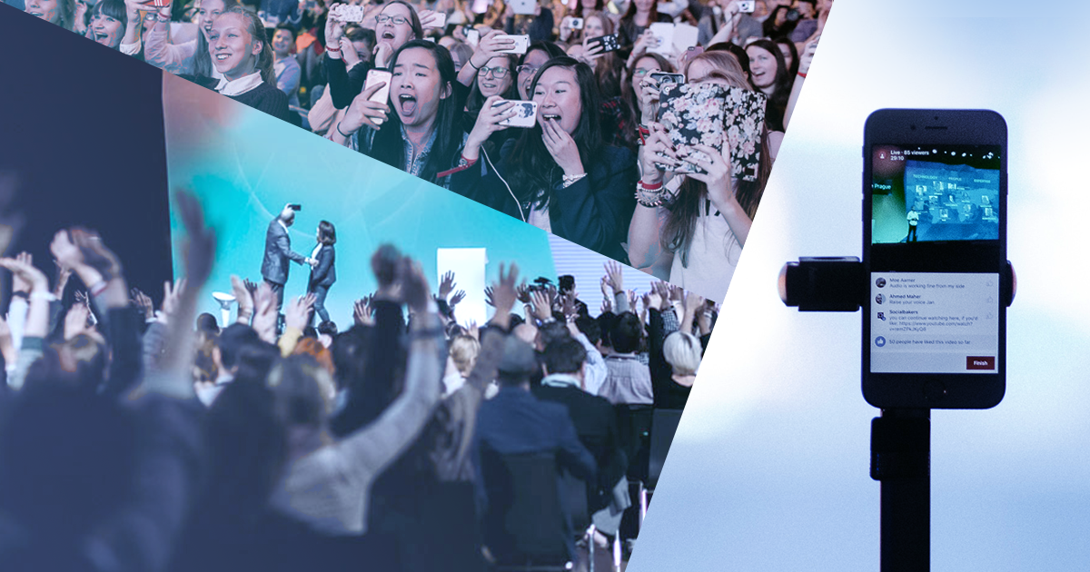 Top 5 Strategies for Real-time Event Social Media Marketing