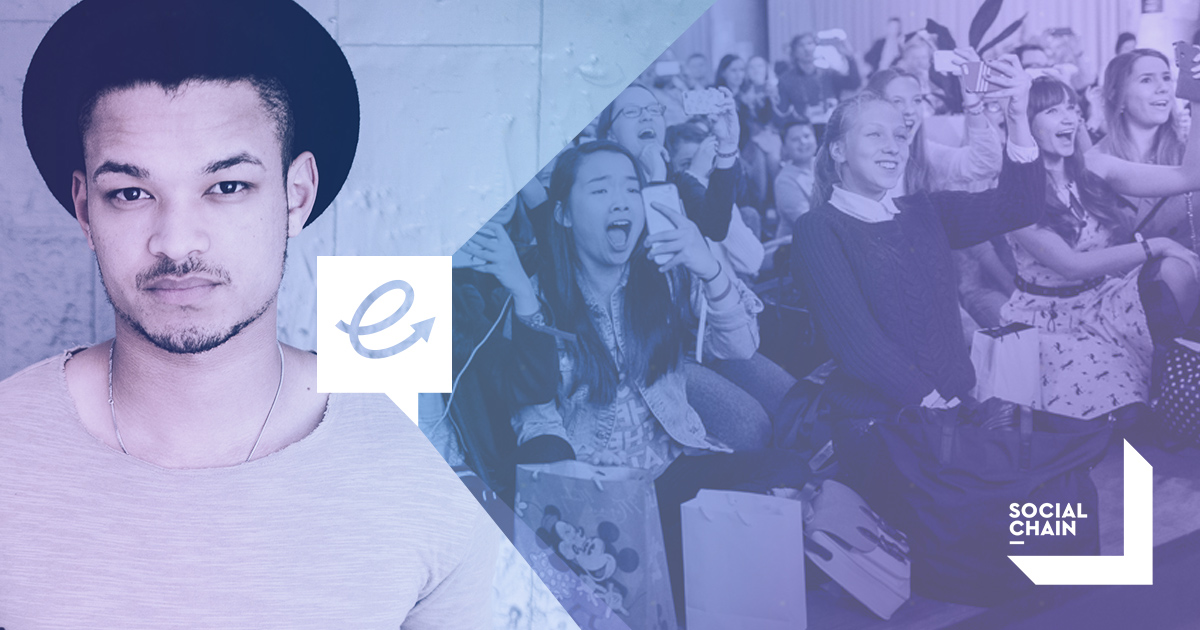 How to Reach Millennials and Gen Z: Social Chain at Engage Prague 2017