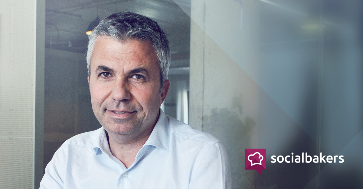 Socialbakers Focusing on Product Strategy and Vision