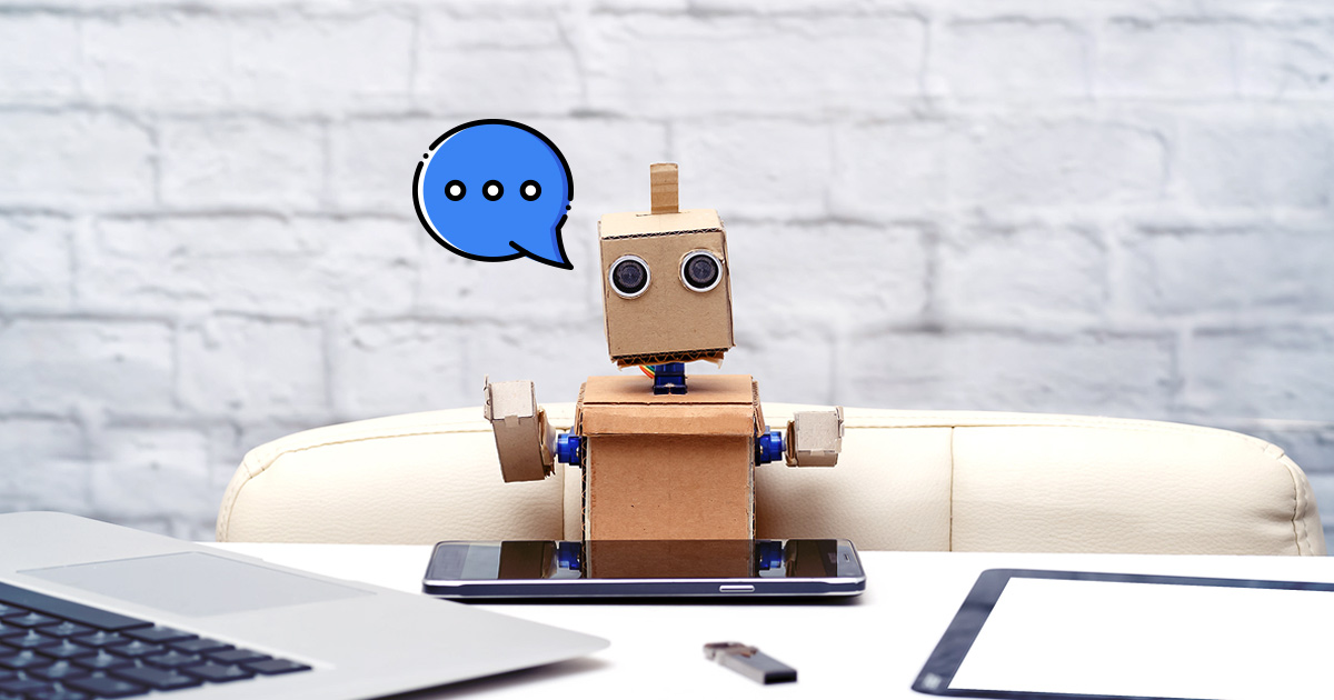 Why Marketers Need to Start Thinking About AI Chatbots