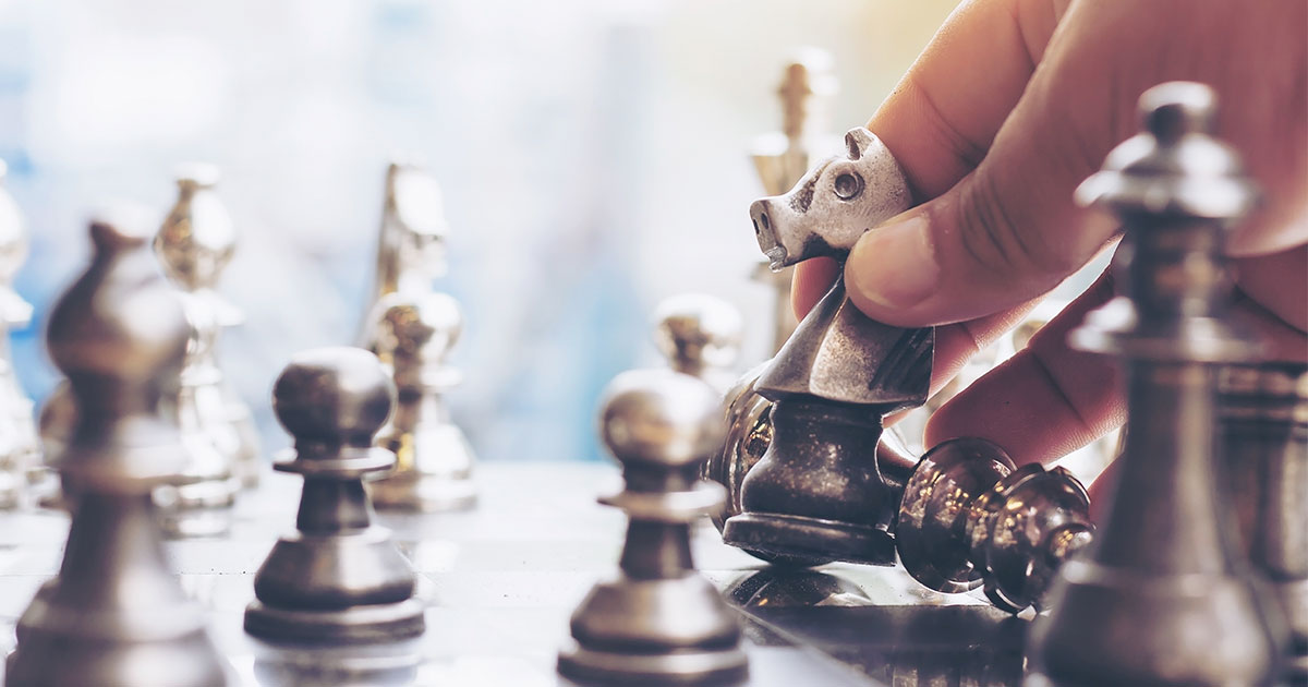 Use Competitive Intelligence to Get an Edge on Social