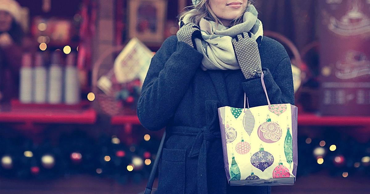 The Social Media Data Behind Retail Brands and Holiday Content