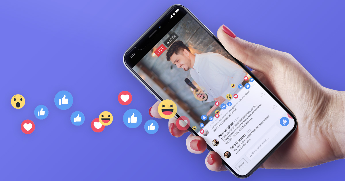 9 Tips For Businesses Using Facebook Live Video