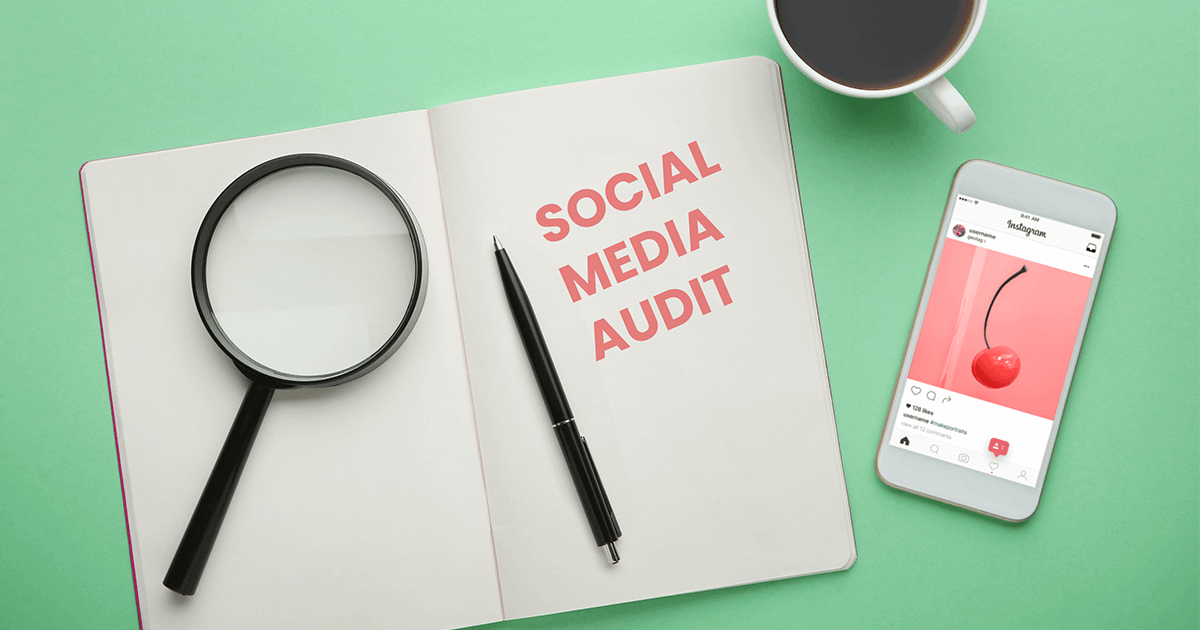 How to Perform a Stress-Free Social Media Audit – Template Included