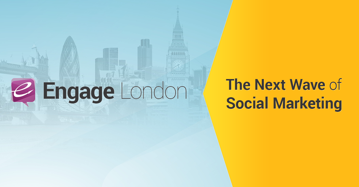3 Reasons to Watch the Engage London 2014 Live Stream