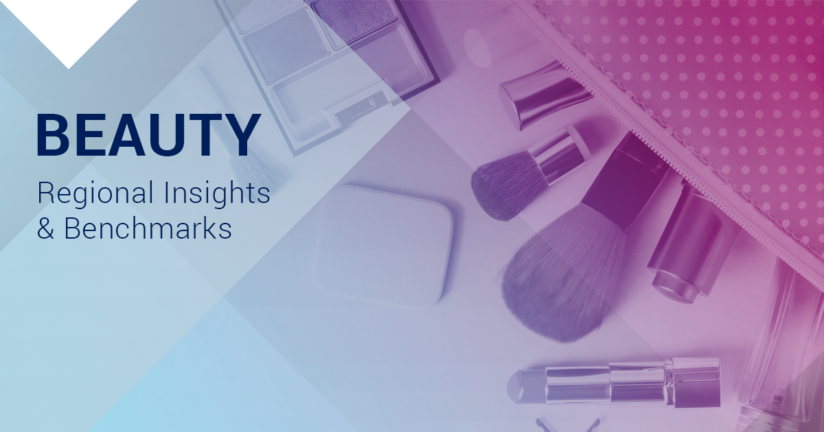 Beauty on Social Media: Industry Insights and Benchmarks