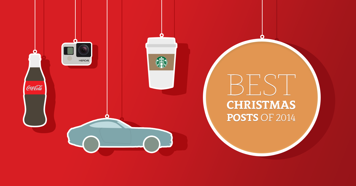 The Best of Facebook & Instagram on Christmas