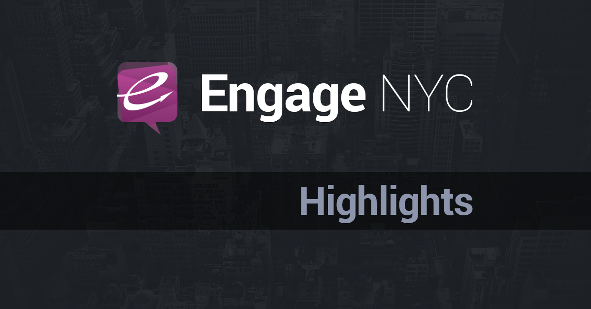 Brand Stories from Engage 2013: Telstra and AO.com