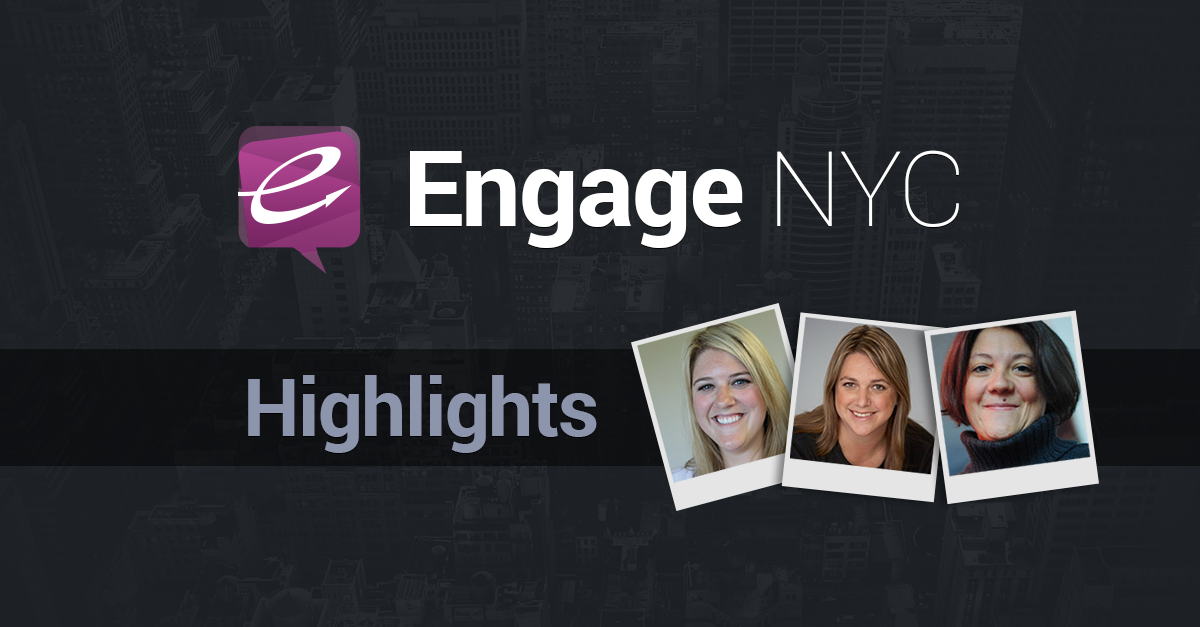Brand Stories from Engage: American Airlines, Woolworths & Radio France