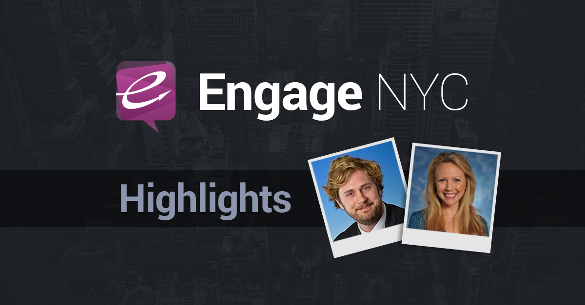 Brand Stories from Engage: Intel & Pernod Ricard