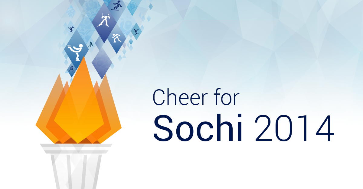 Come Cheer for the Sochi Olympics With Us
