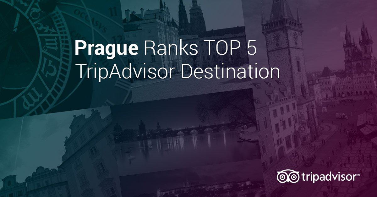 TripAdvisor Travellers Have Spoken: You Need to See Prague