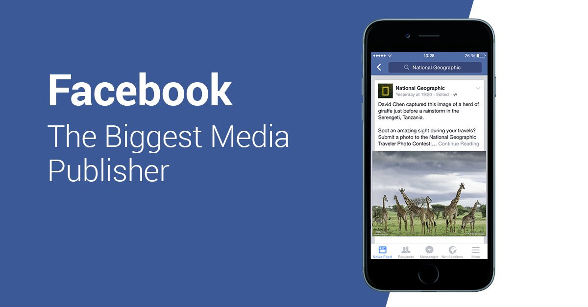 These 4 Charts Reveal Facebook's Strength as a Media Platform