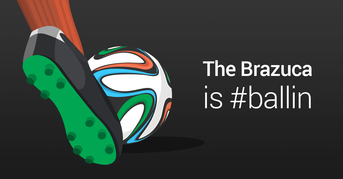 How Adidas Gave Life to the Brazuca