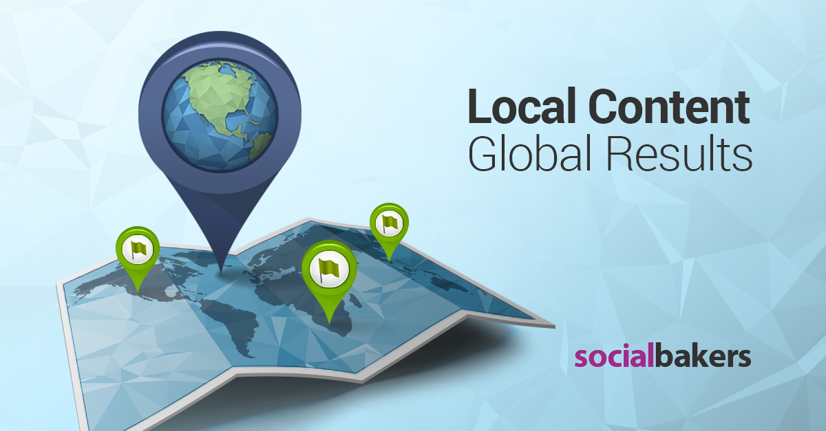How Local Facebook Pages Can Drive Global Business