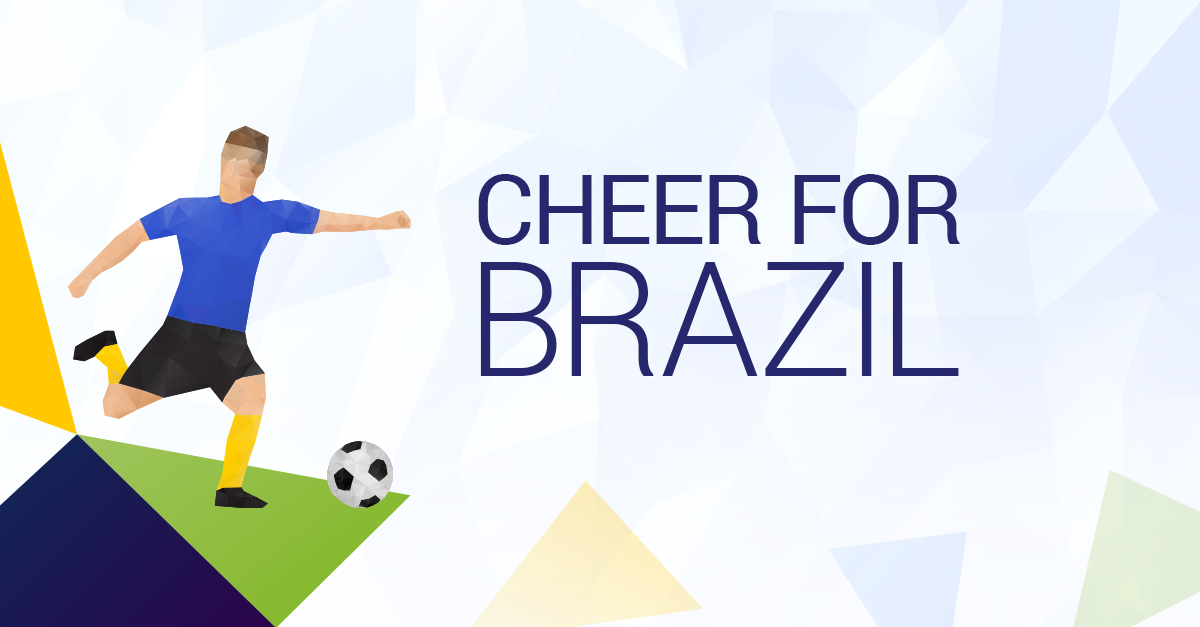 Measure Team Spirit with the Socialbakers World Cup Cheermeter
