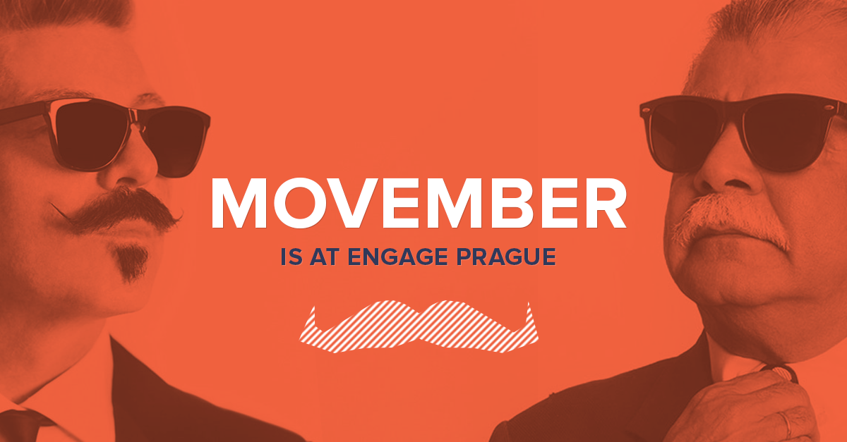 Movember: Moustaches on a Social Mission