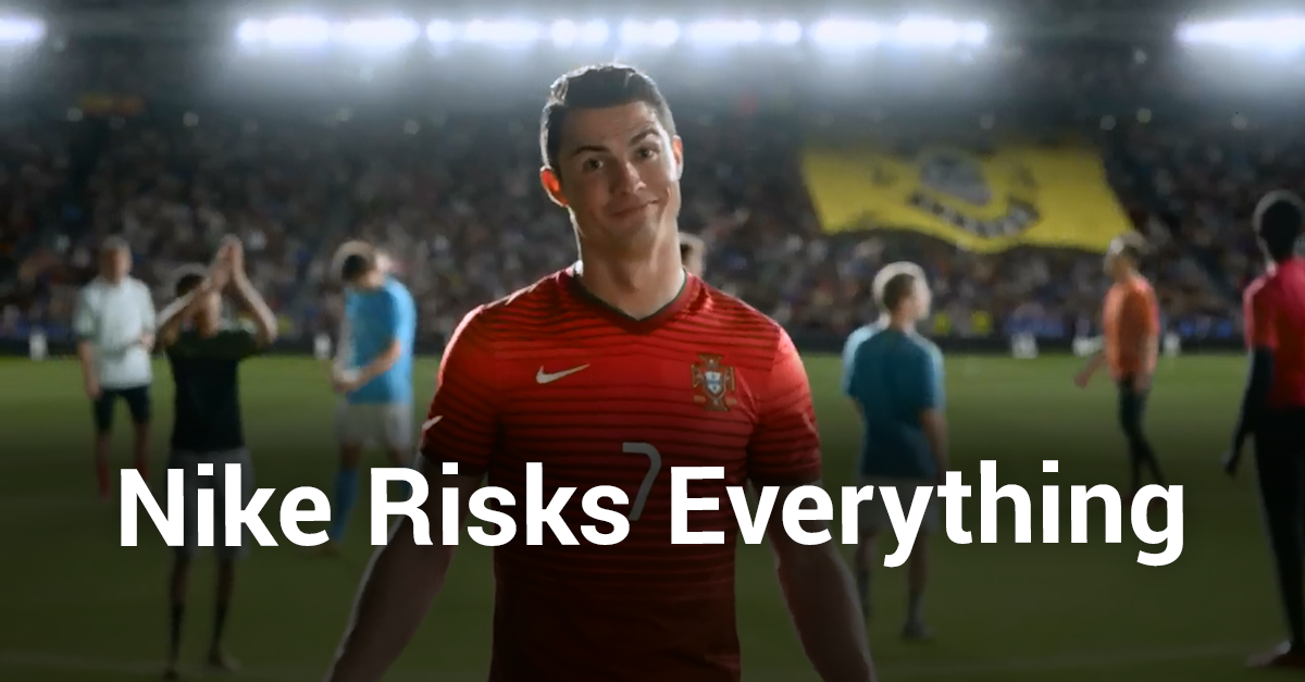 Nike Risks Everything in New Campaign