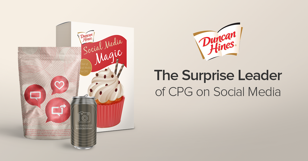 The Top 10 US CPGs on Social
