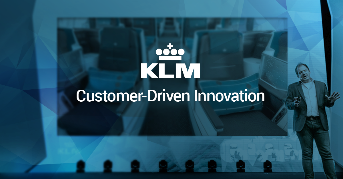 KLM – Fuelling Innovation with Data & Customer Support