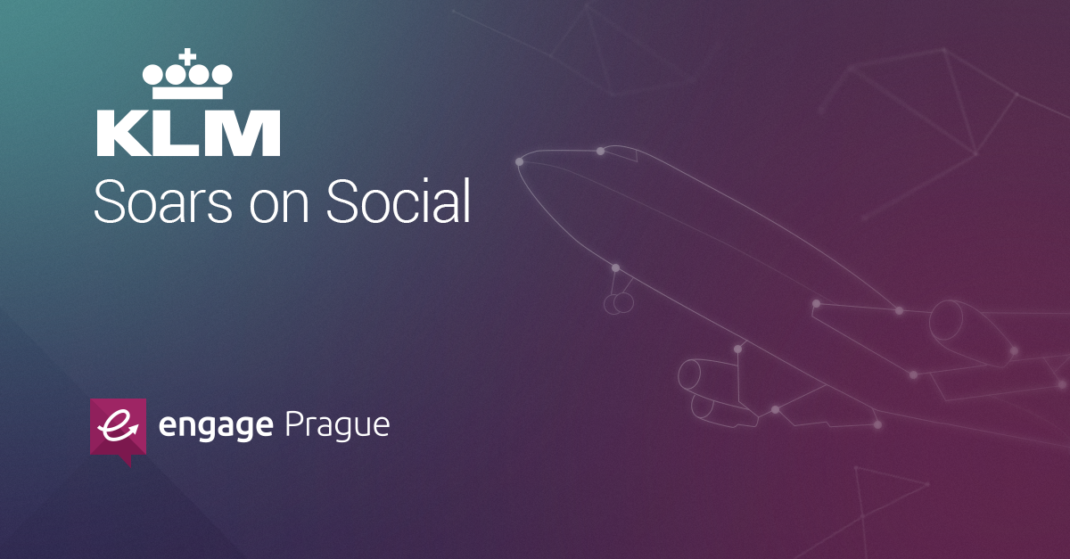 KLM: Putting Social Customer Care First