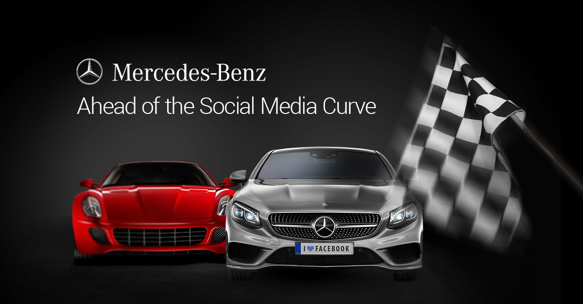 Mercedes-Benz: Ahead Of The Innovation Curve On Social