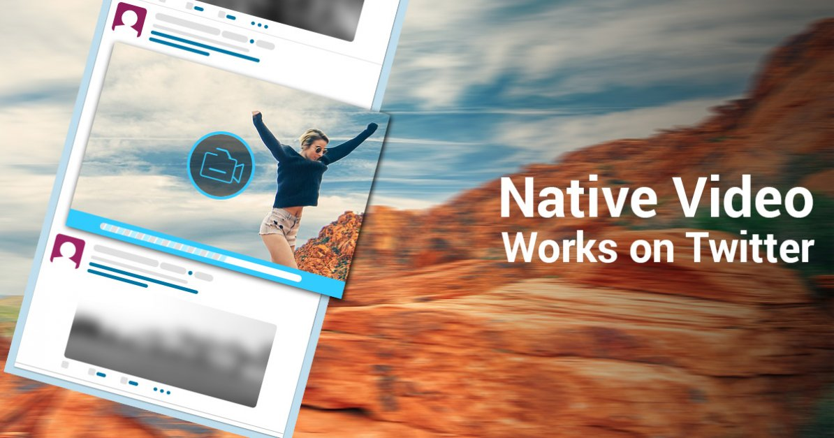 Native Videos Beat Out Every Other Video Format on Twitter