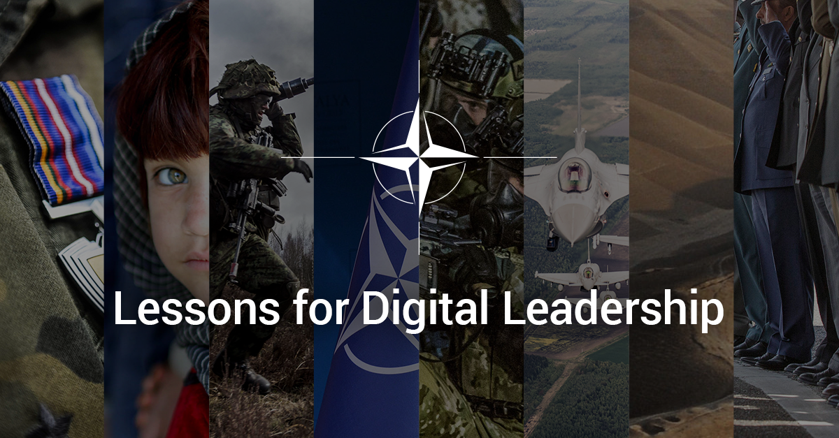 Lessons from NATO for Leading the Way in Digital Communication