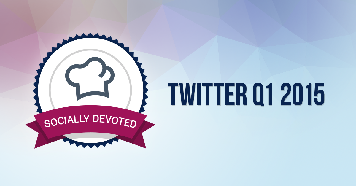 Twitter Social Customer Care Overview Q1 2015