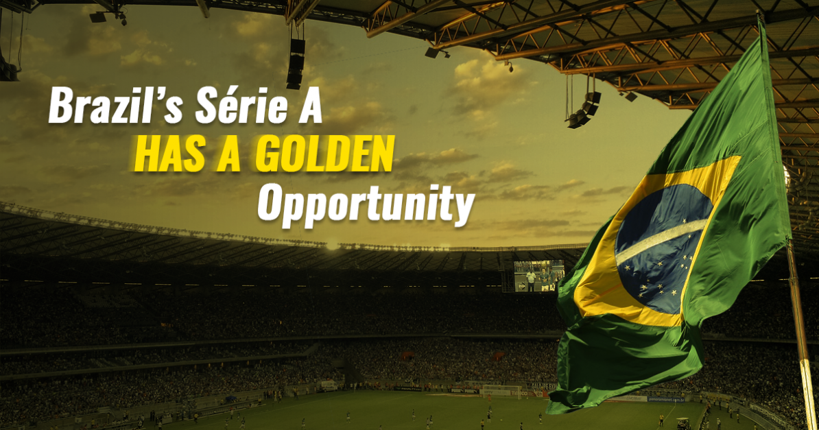 Brazilian Soccer Teams Show Potential for Engagement Growth