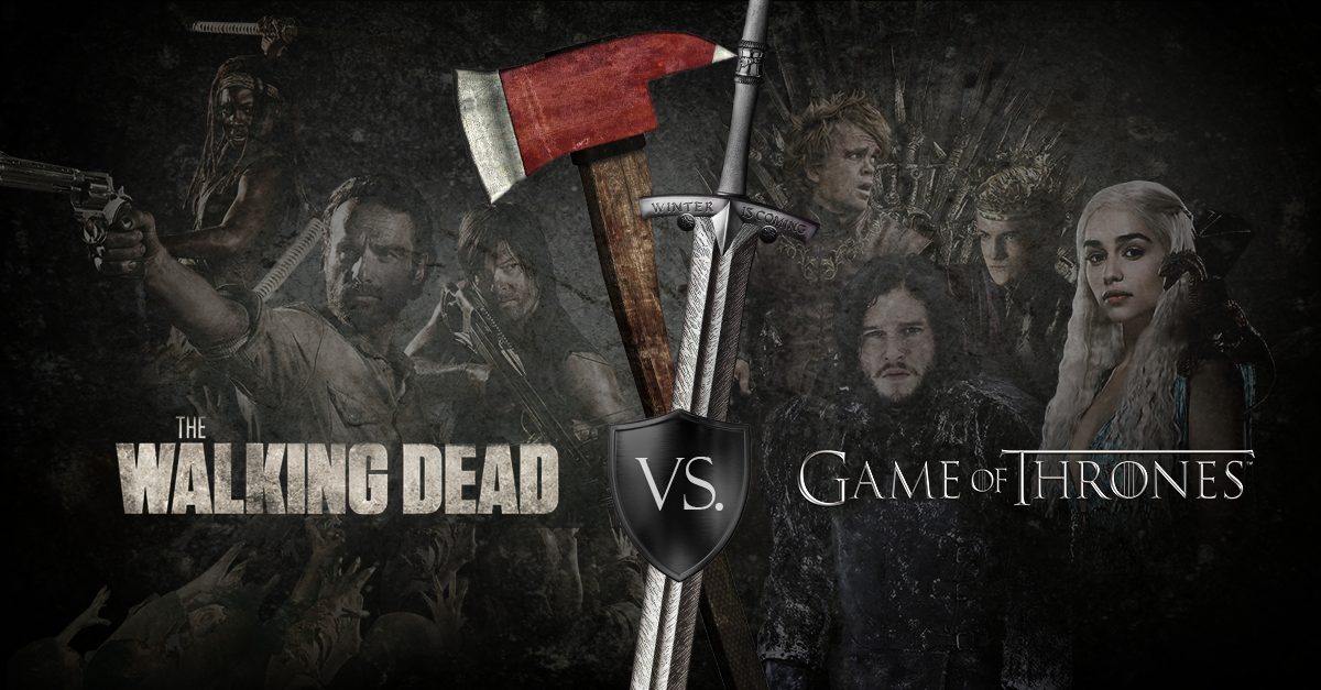 The Walking Dead and Game of Thrones: Keeping Fans Engaged on the Second Screen