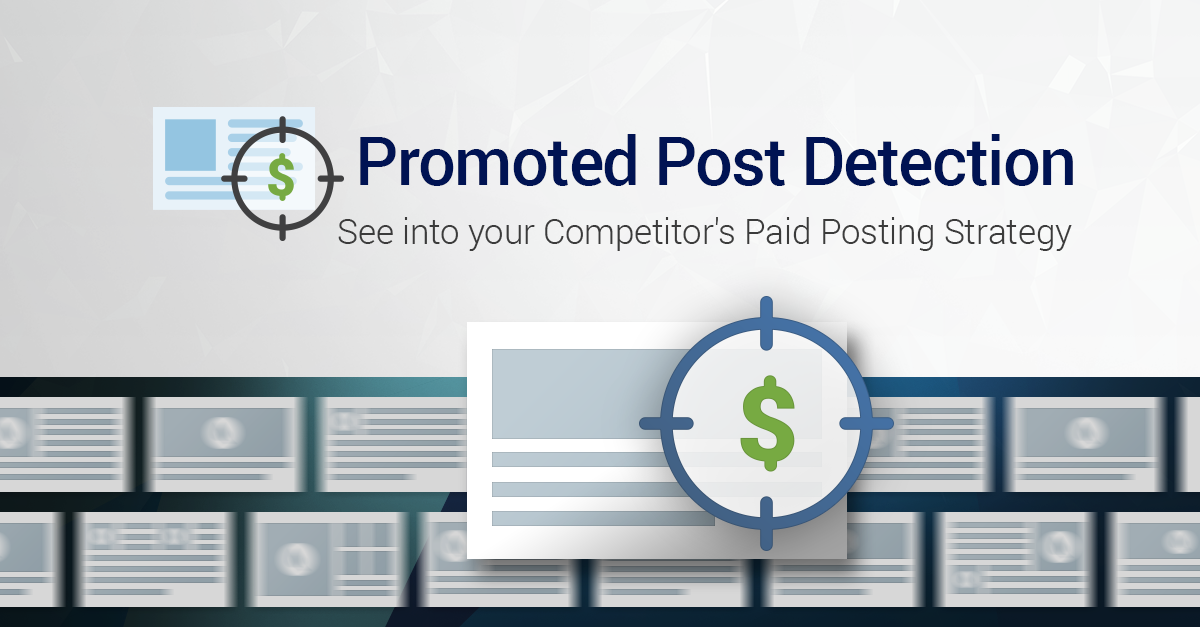 Socialbakers Exclusive Launch: Promoted Post Detection is here!