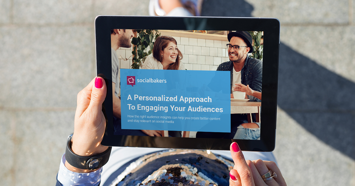 Personalized Marketing Made Easy with Social Media Audience Analysis