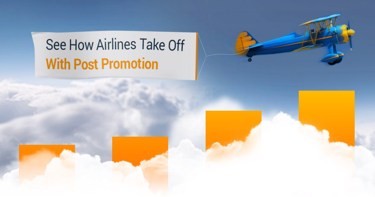How Airlines Boost Posts for Success