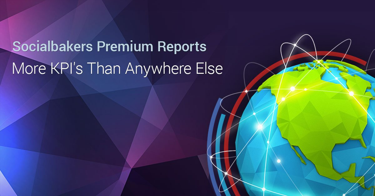 Socialbakers Launches Socialbakers Premium Reports: More Stats, Deeper Insights