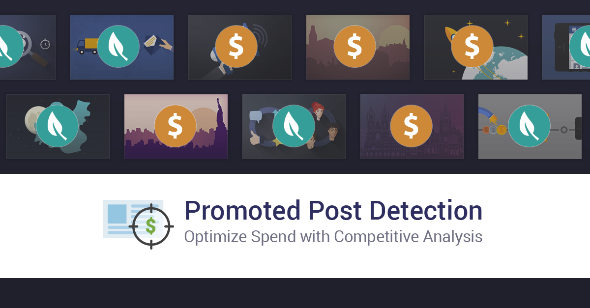 Boosting Your Paid Social Game With Promoted Post Detection