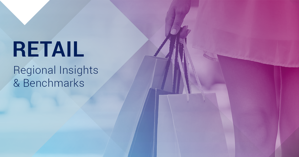 Retail on Social Media: Insights and Benchmarks