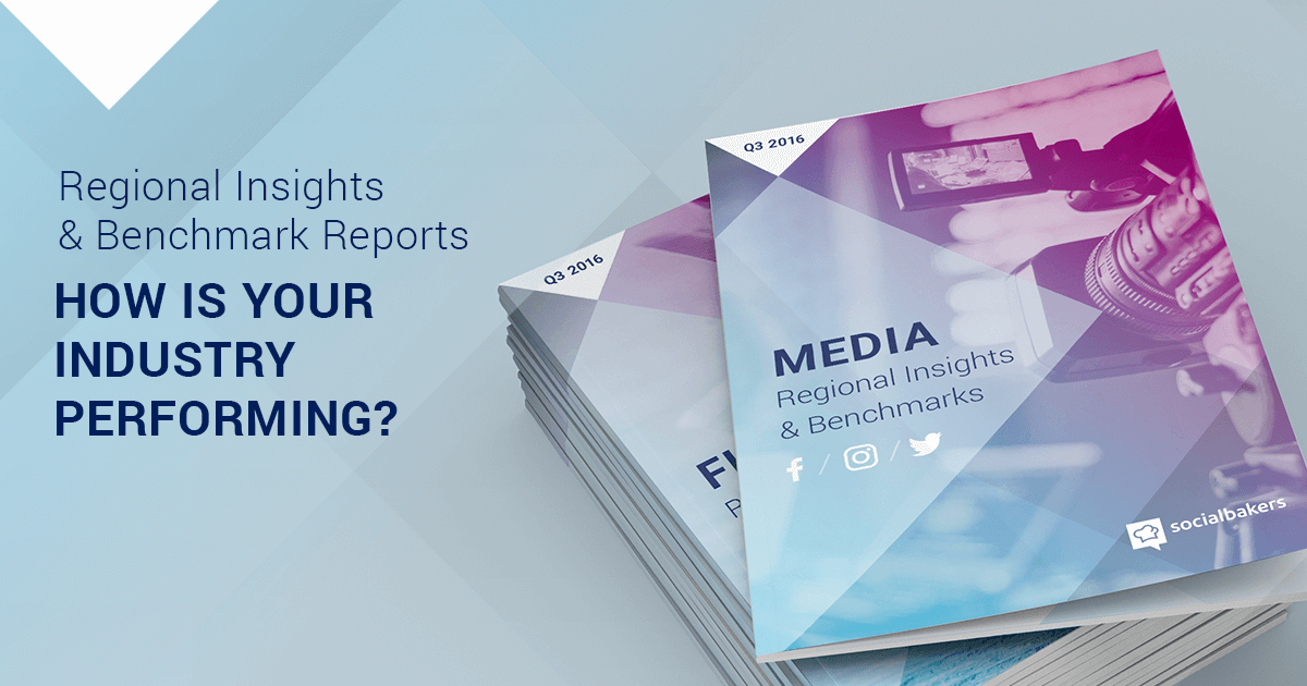 Reports Q3 2016: Industry Insights and Benchmarks