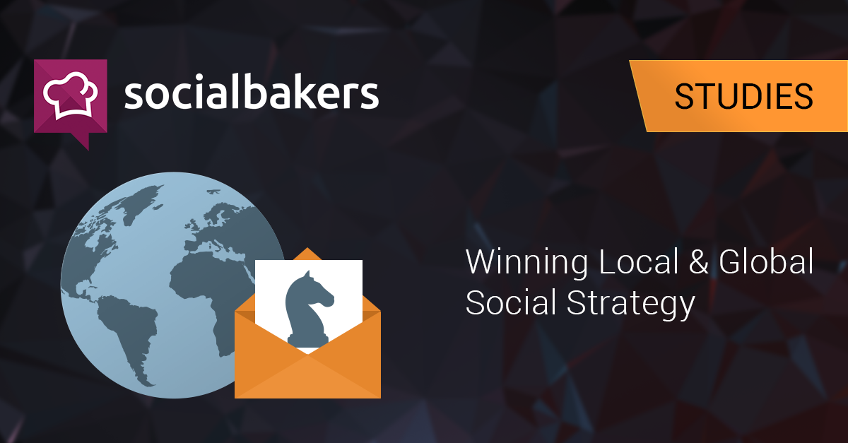Setting up a Strong Local-Global Social Media Strategy