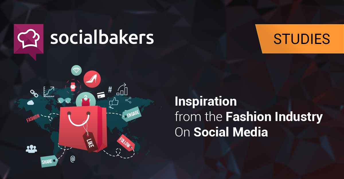 Inspiration from the Fashion Industry On Social Media