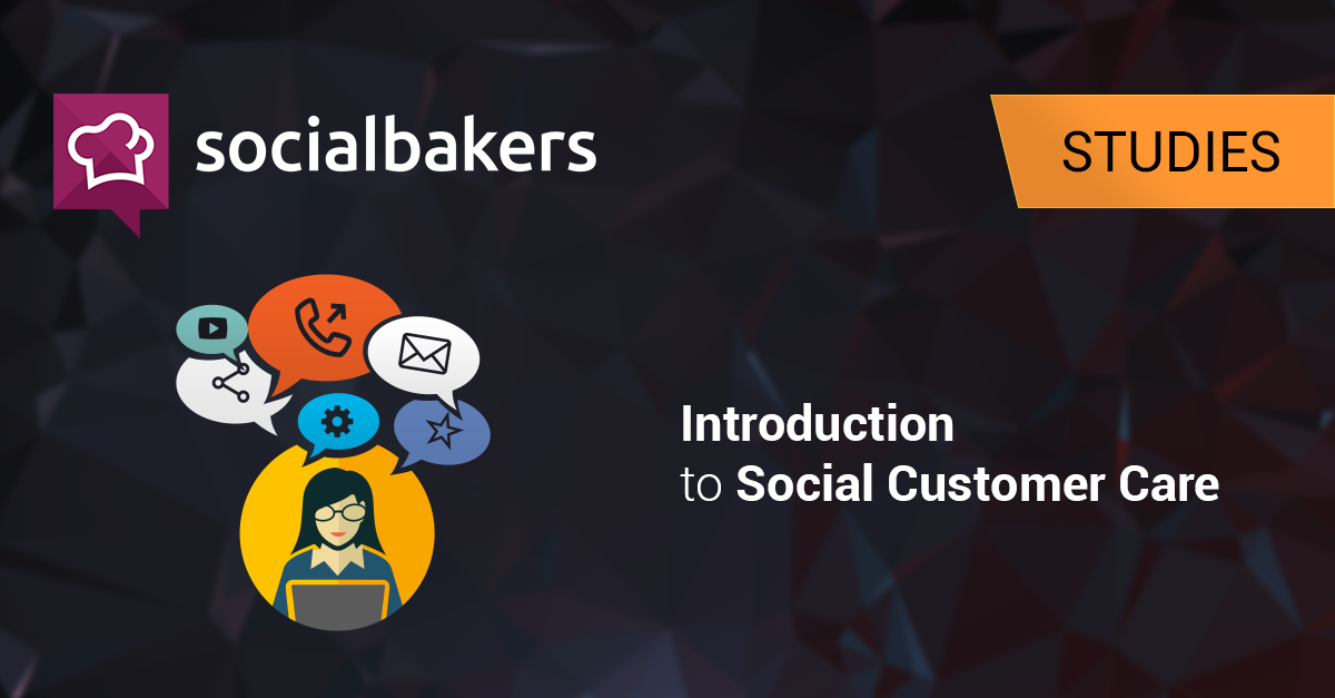 Introduction to Social Customer Care
