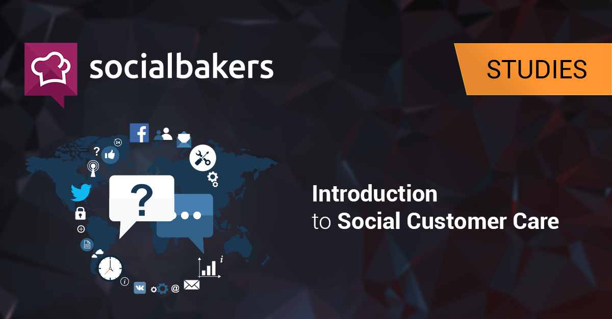 Introduction to Social Customer Care vol.2